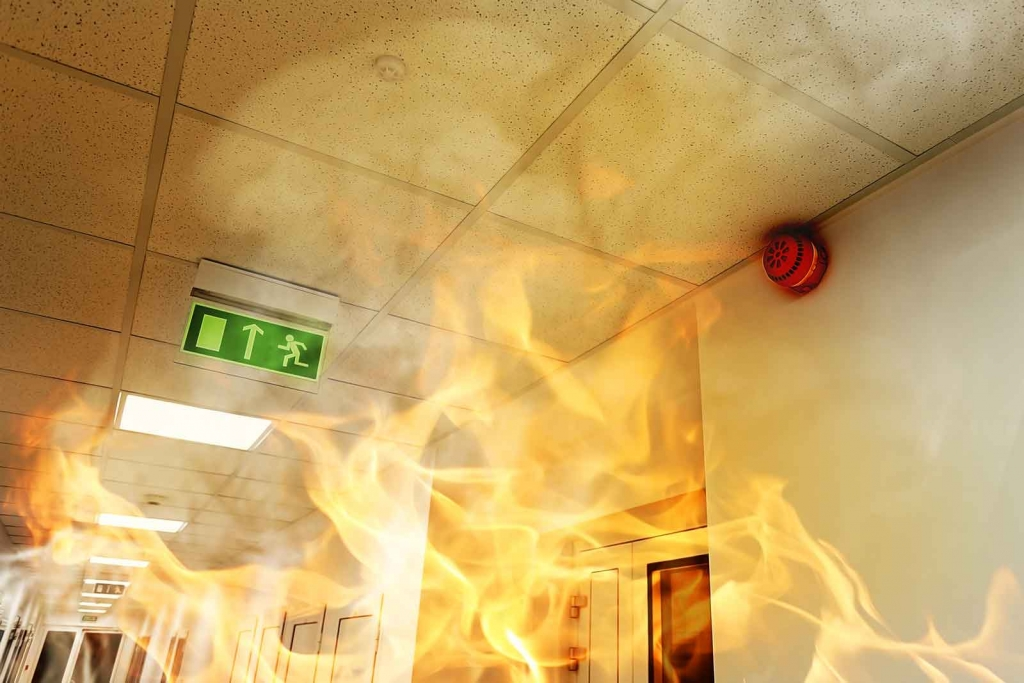 ServiceMaster Clean Devon can help clean up your home or business after fire damage and smoke damage