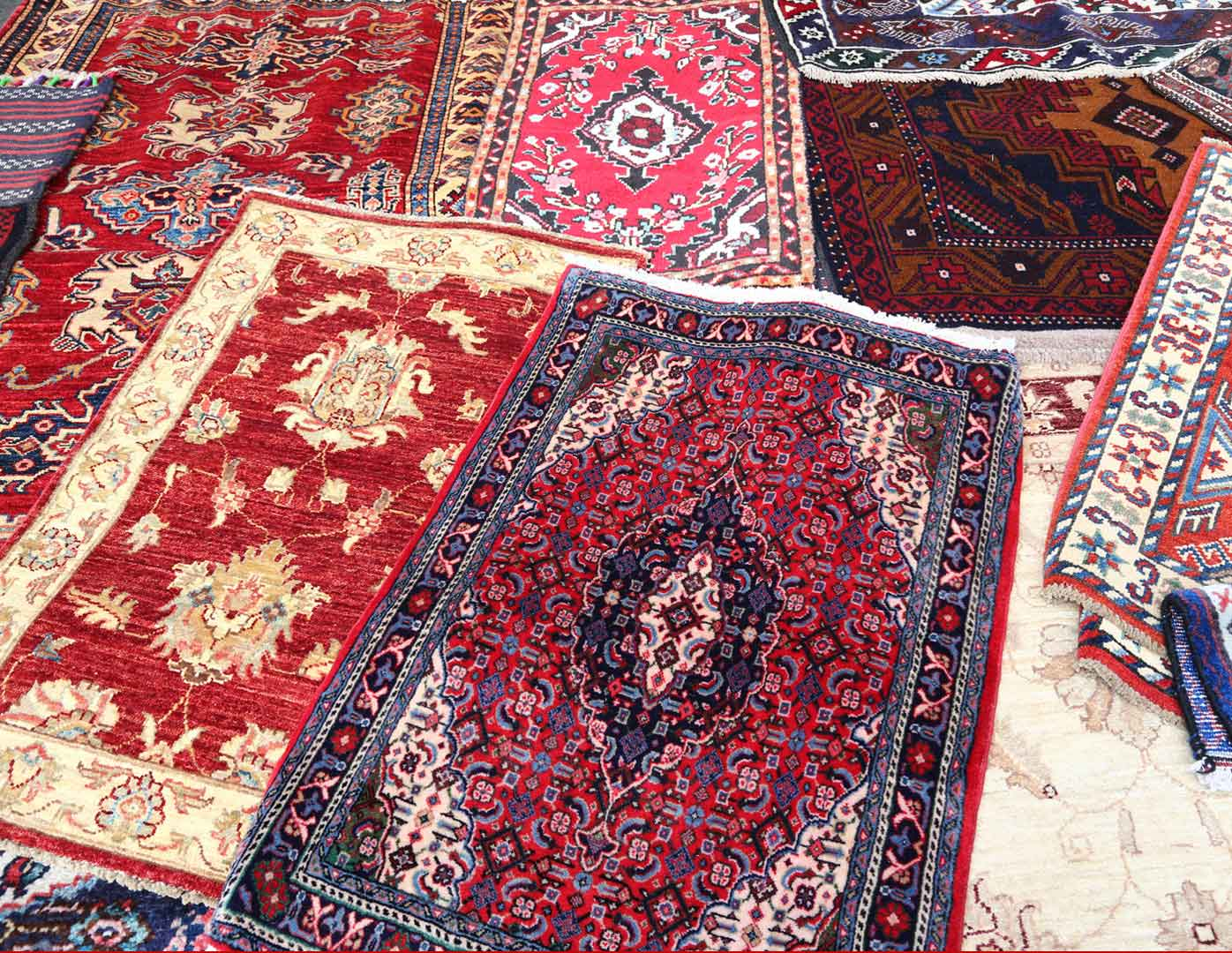 Rugs, Persian, Oriental, Turkish, Modern all professionally cleaned by ServiceMaster Clean Devon