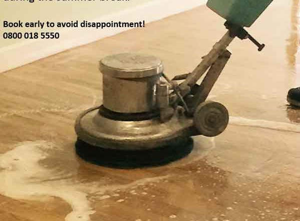 Summer Carpet Cleaning Offer