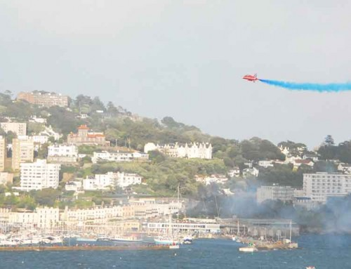 It's the Torbay Airshow – Are your windows clean?