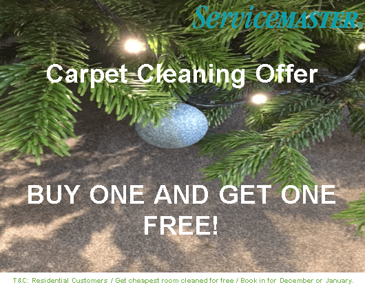 Carpet cleaning offer-buy one get one free dec16 to jan17
