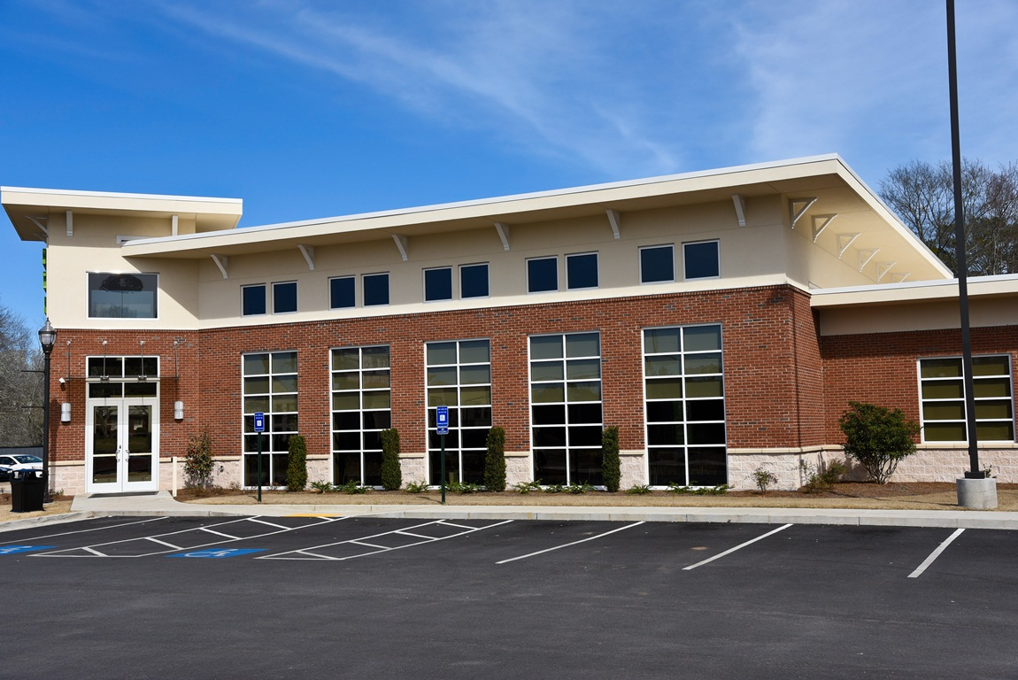 Commercial Building cleaning by ServiceMaster Clean Devon