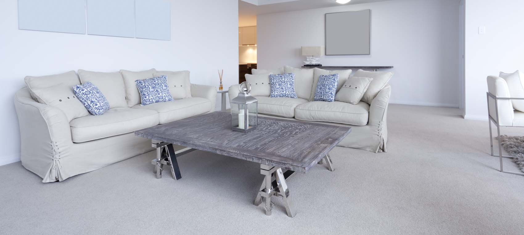 Stylish living room carpet. Get carpet cleaned by ServiceMaster Clean Devon