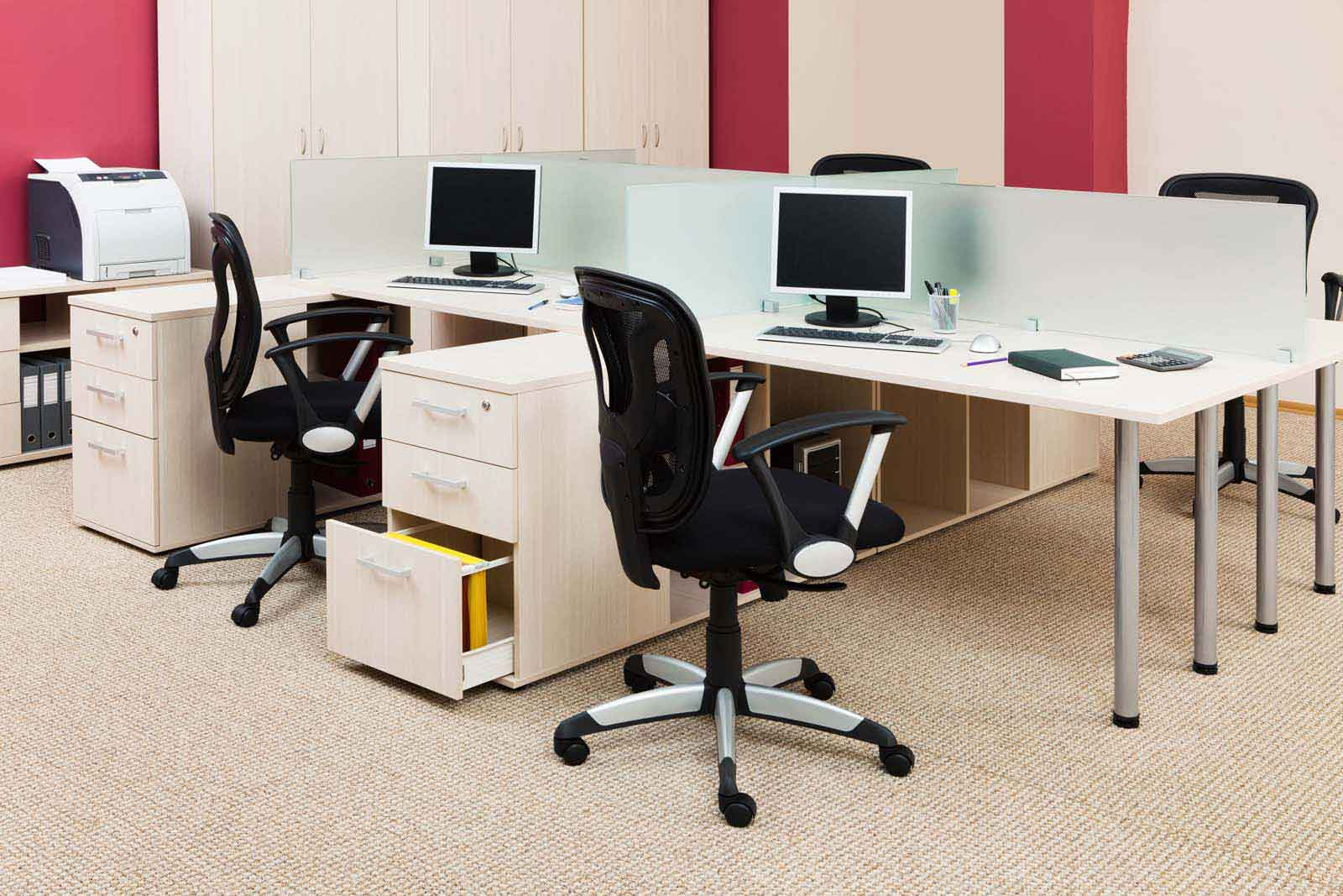 Deep clean your office - ServiceMaster Clean Devon