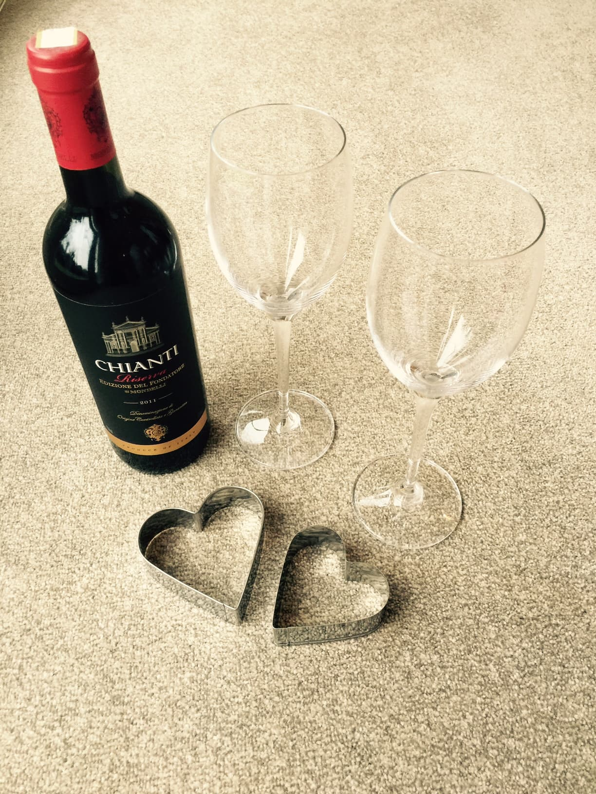 Red Wine Spill on Carpet in Torquay, Exeter & Devon Valentines Day Cleaning TIps