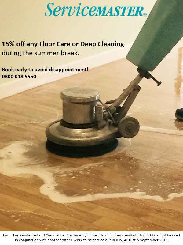 Summer Carpet Cleaning Offer Deep Cleaning Offers