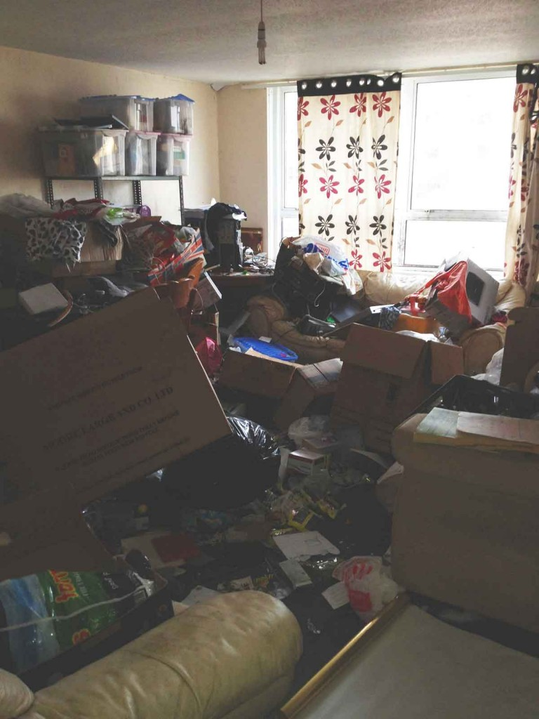 House clearance services in Devon