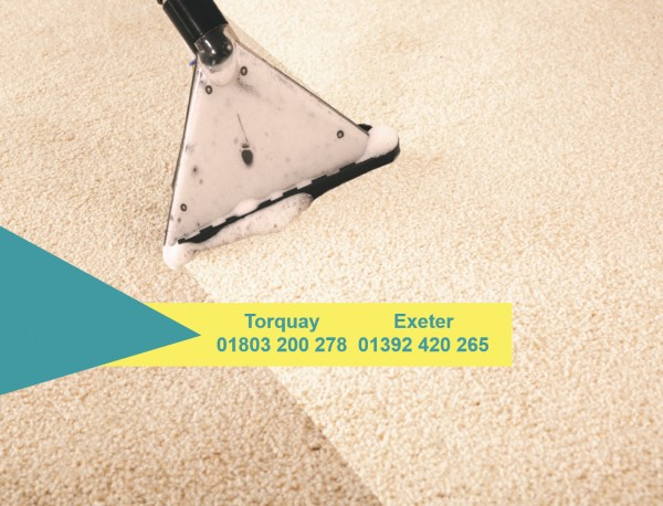 Cleaner carpets cleaning offers torquay, paignton, brixham, exeter, newton abbot, devon